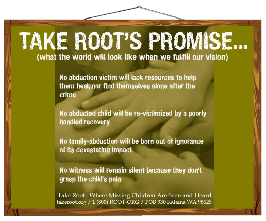 Take Root's Promise